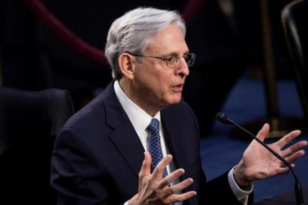 Merrick Garland confirmé au Sénat comme ministre américain de la Justice