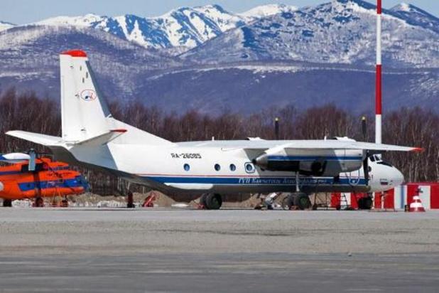 Contact verloren met vliegtuig met 28 inzittenden aan boord in Rusland