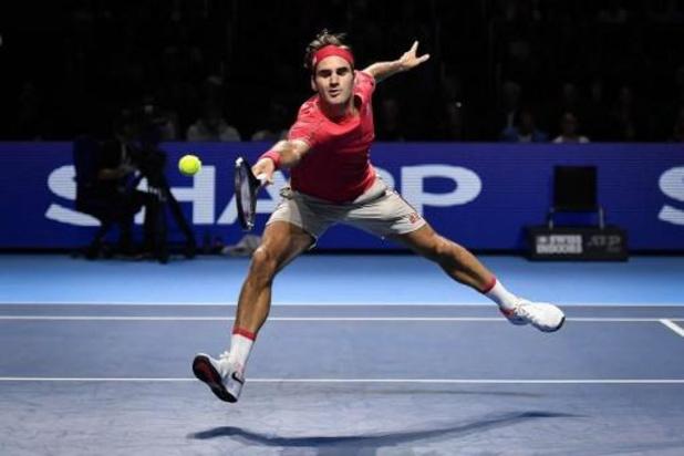 Roger Federer renonce à l'ATP Cup en janvier en Australie