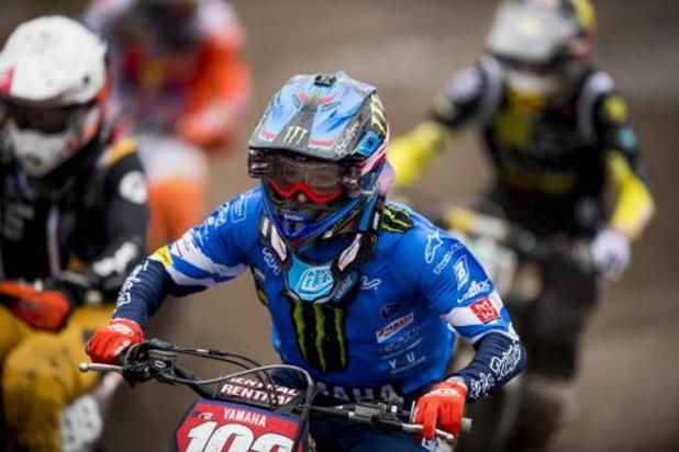 Jago Geerts, 20 ans, gagne le Grand Prix de Riga, le 2e de sa carrière en MX2