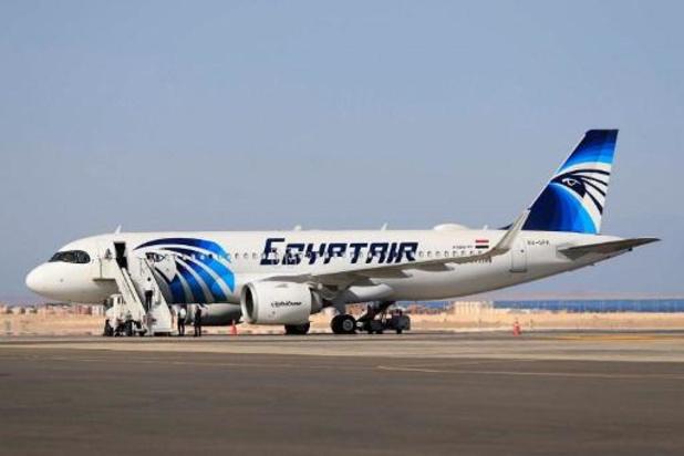 Eerste rechtstreekse vlucht van Egyptair naar Israël