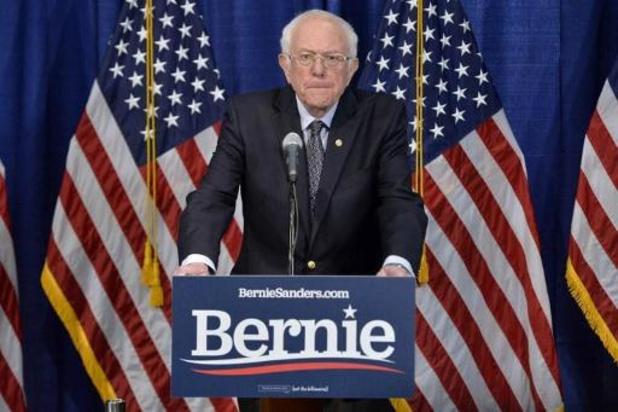Bernie Sanders roept op om Joe Biden te steunen