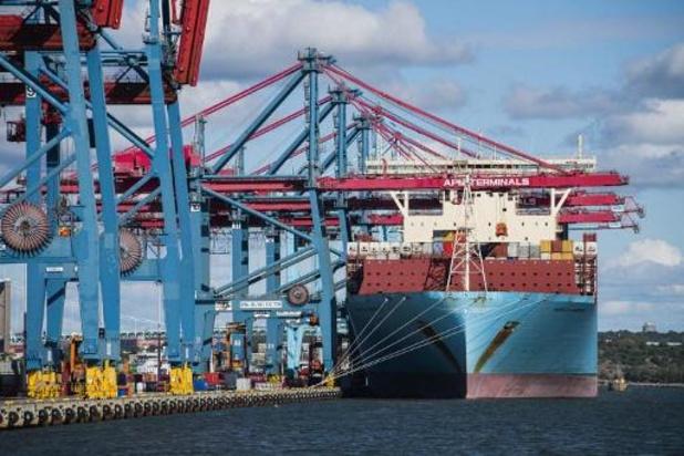 Taiwan wees 4.000 Chinese schepen uit die zich in zijn territoriale wateren bevonden
