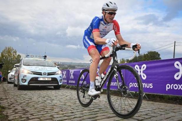Stefan Küng pakt de nationale titel in Zwitserland