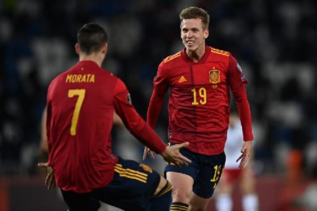 Qualifications Mondial 2022 - L'Espagne poursuit deux séries impressionnantes en qualification au Mondial