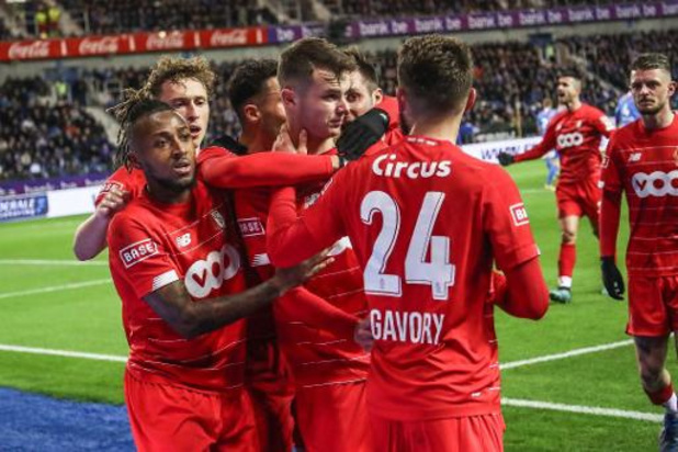 Jupiler Pro League - Le Standard s'imposé 1-3 à Genk et reste cinquième