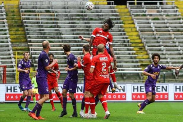 Antwerp wordt leider na winst in derby tegen Beerschot