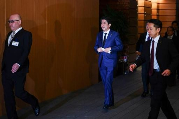 """Le Premier ministre japonais a proposé le report d'un an des JO, le CIO """"a accepté à 100%"""""""