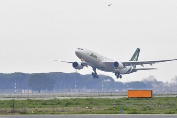 Een op de tien passagiers op vliegtuig uit India test bij aankomst in Italië positief