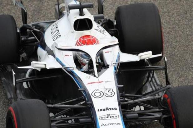 George Russell remplacera Lewis Hamilton chez Mercedes, Jack Jaitken arrive chez Williams