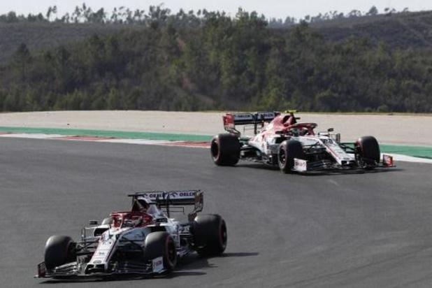 Alfa Romeo et Sauber poursuivent leur partenariat en 2021