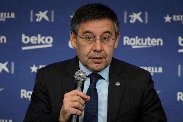 Coronavirus - Barcelona bespaart 14 miljoen euro per maand op lonen