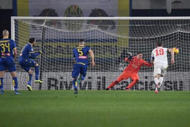 Serie A - Juventus loopt tegen derde nederlaag dit seizoen aan