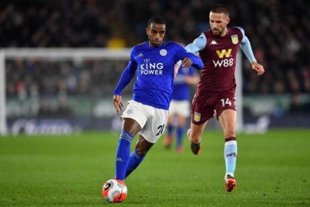 Saison terminée pour Pereira avec Leicester, Maddison out deux semaines