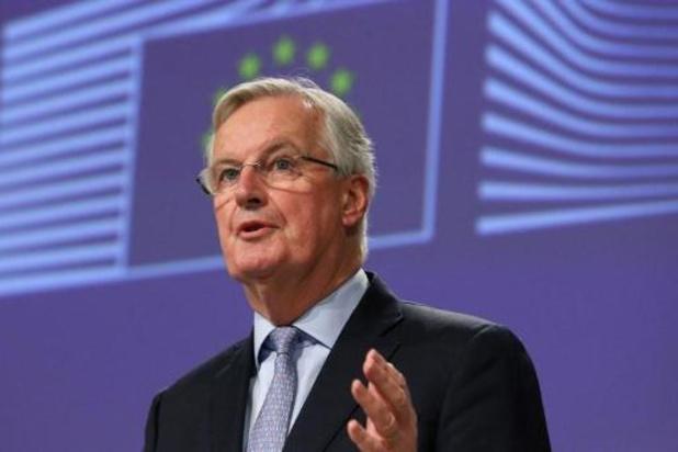 """Eerste brexitonderhandelingsronde bevestigt """"ernstige meningsverschillen"""""""