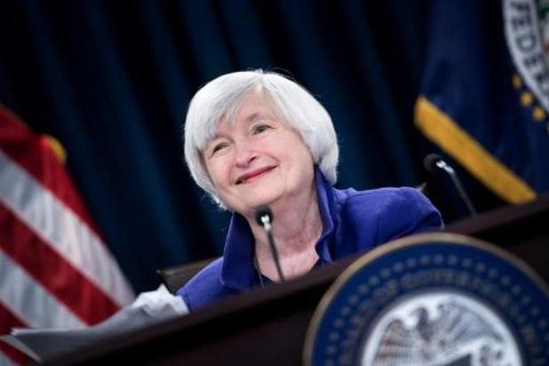 Biden bevestigt keuze voor Janet Yellen op Financiën