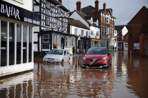 Britse regering onder vuur voor hoogwaterrisico
