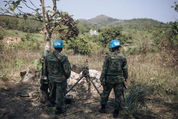 Drie Burundese blauwhelmen gedood in Centraal-Afrikaanse Republiek