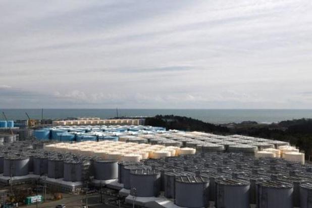 Fukushima: le Japon va bientôt décider de rejeter à la mer de l'eau contaminée