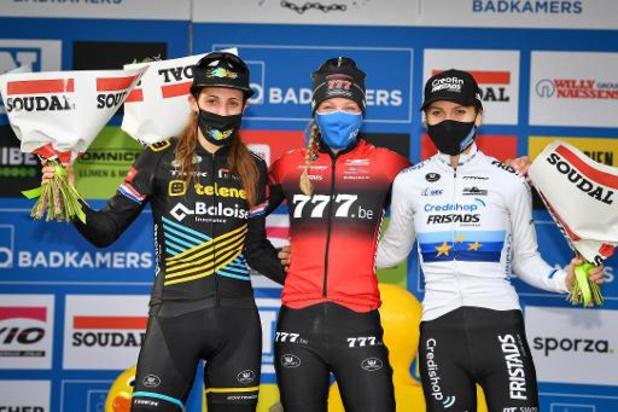 Welke Nederlandse dame wint het EK veldrijden?