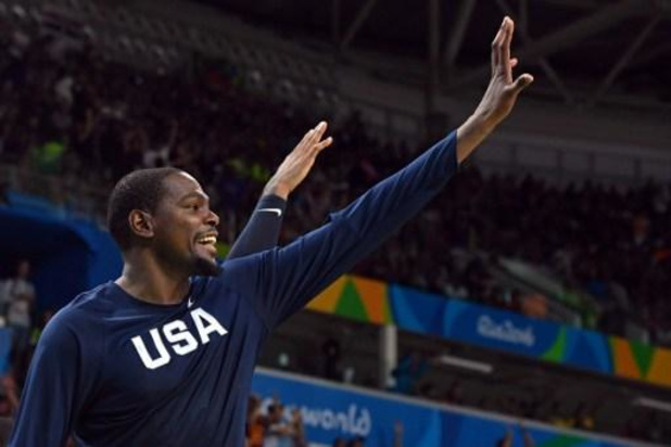 Team USA se rassure en dominant l'Argentine