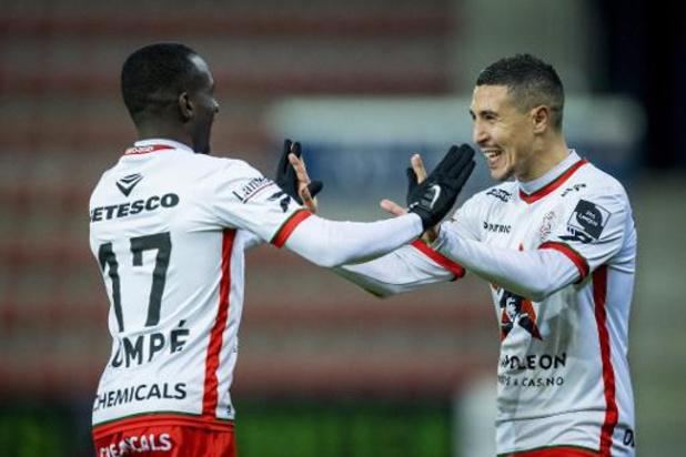 Jupiler Pro League - Zulte Waregem en RSC Anderlecht spelen 2-2 gelijk