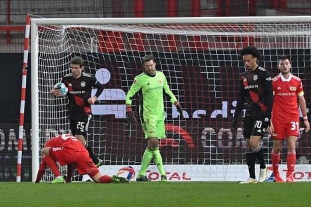Bundesliga - Encore accroché, le Bayern Munich partage à l'Union Berlin