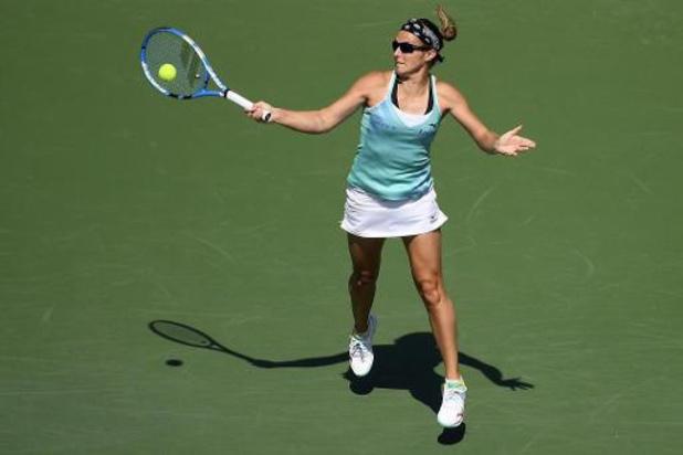 Kirsten Flipkens forfait pour le tournoi mexicain