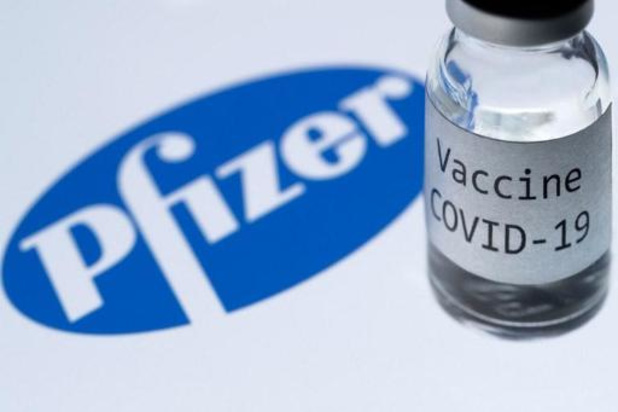 Pfizer onderzoekt langere bewaring vaccin in koelkast