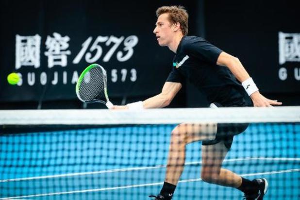 Open d'Australie - Kimmer Coppejans éliminé au 3e tour des qualifications