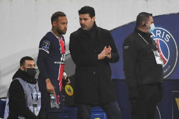 """Pochettino et Neymar: """"notre défi est de mettre ces individualités au service de l'équipe"""""""