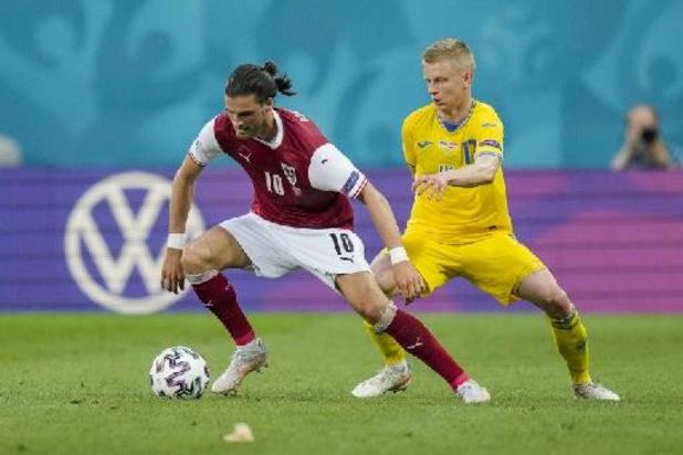 Un but suffit à l'Autriche pour se qualifier pour la première fois pour les 8es de finale