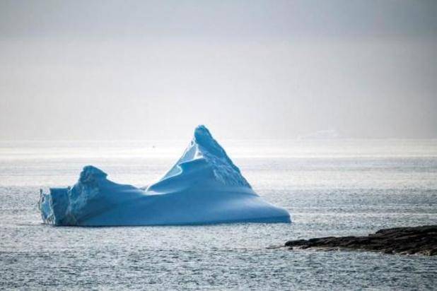 Il fait, pour la première fois, plus de 20° au Pôle sud