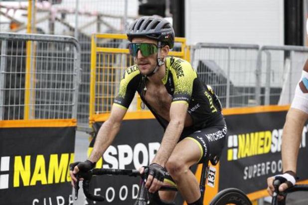 Tour d'Italie - Simon Yates (Michelton-Scott), testé positif au Covid-19, quitte le Giro