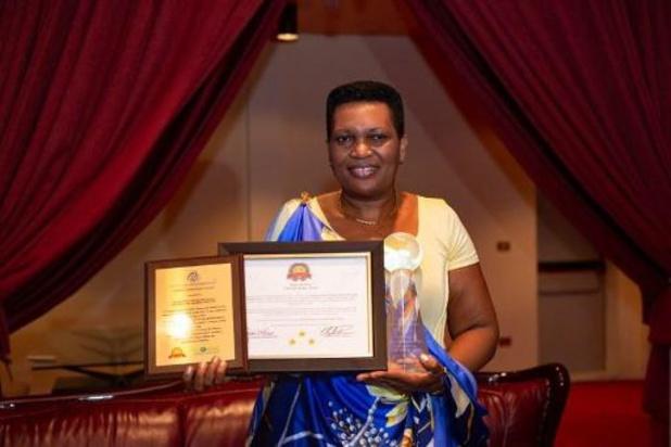 First lady van Burundi in ziekenhuis in Nairobi opgenomen
