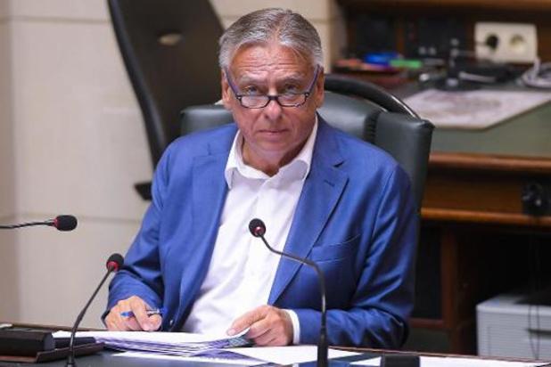 Kamervoorzitter Dewael legt oprichting waarheidscommissie voor aan andere fracties