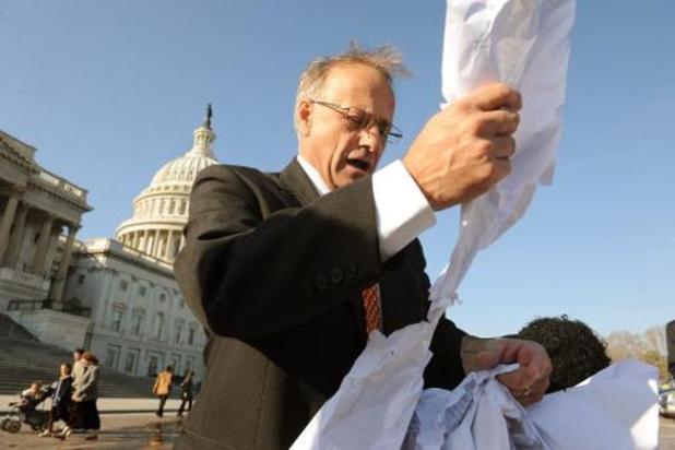 Racistische uitspraken kosten Steve King kandidatuur voor nieuwe termijn in Huis