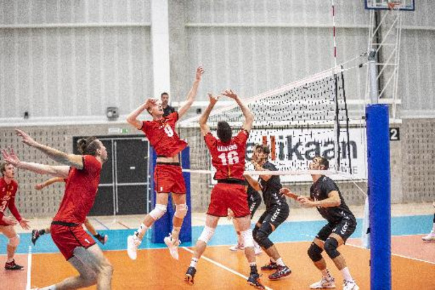 Championnat d'Europe de volley - Les Red Dragons s'inclinent contre l'Ukraine et voient les huitièmes de finale s'éloigner