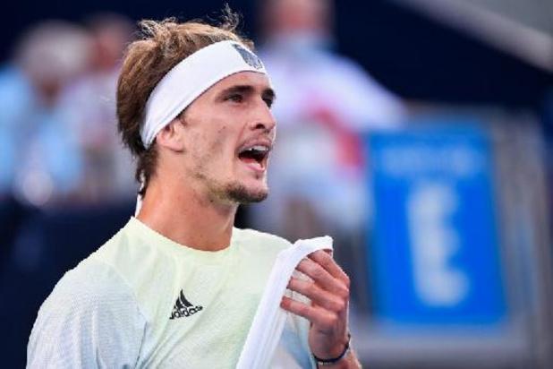 ATP Cincinnati - Alexander Zverev vervoegt Andrey Rublev in finale
