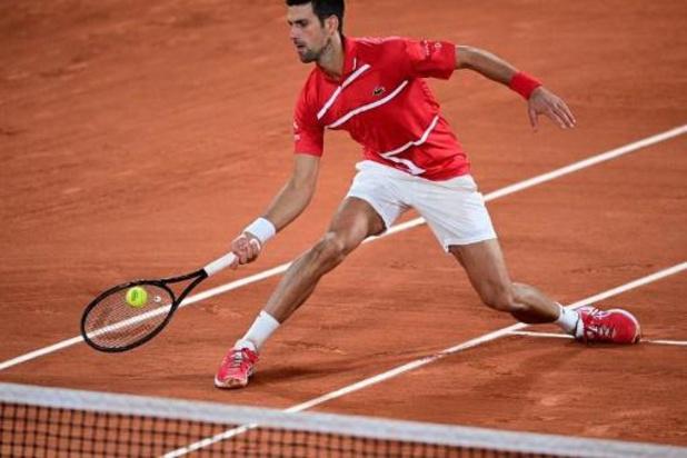 Roland Garros - Djokovic vervoegt, na uitputtingsslag in halve finale, Nadal in droomfinale