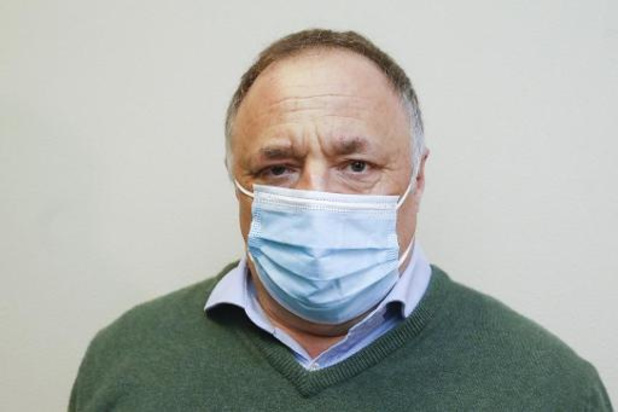 """Marc Van Ranst: """"Als we maatregelen optellen met vaccinaties, hoop ik dat we er komen"""""""
