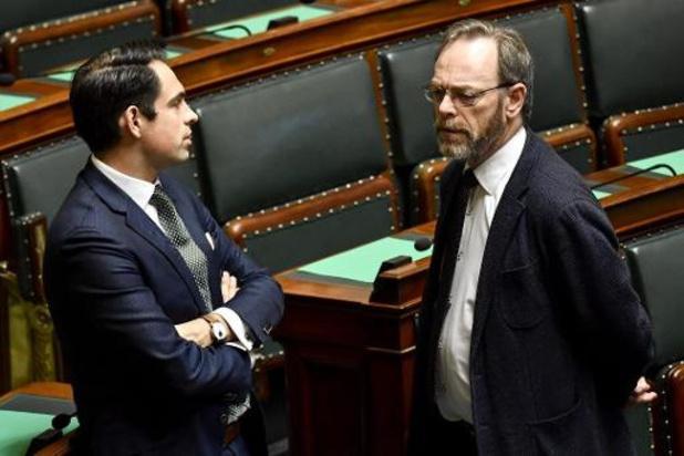 De Roover niet onder indruk van oproep tot frontvorming van Van Grieken
