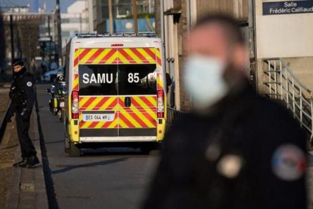 Twee doden bij mesaanval in zuidoosten van Frankrijk
