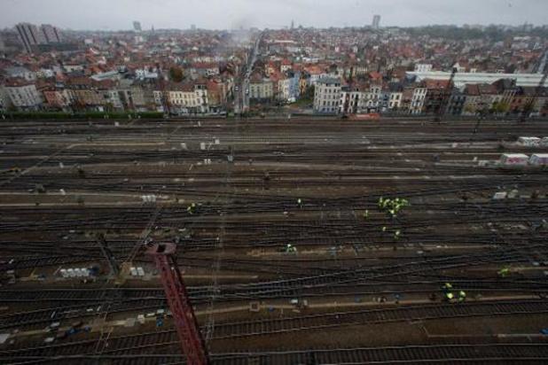 Infrabel wil zelfrijdende trein laten testen in België