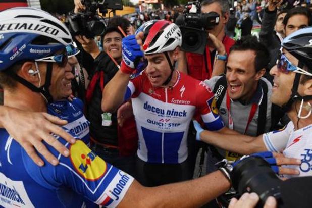 Tour de Valence: trois Belges pour épauler Jakobsen