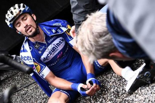 Coronavirus - Alaphilippe kan zich Tour de France zonder fans moeilijk inbeelden
