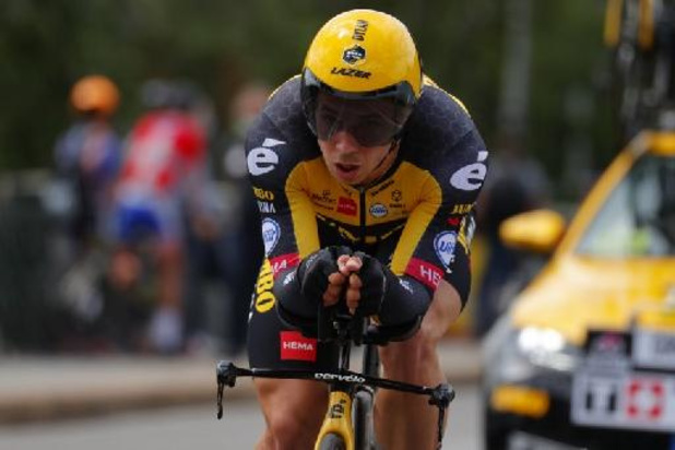 """Giro - Groenewegen meteen vierde bij eerste sprint na schorsing: """"Een sprinter wil altijd meer"""""""