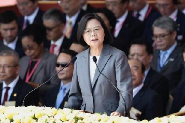 Taïwan appelle la communauté internationale à soutenir Hong Kong