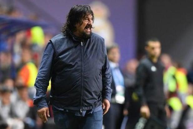 La Liga - Atletico-coach Diego Simeone neemt na dit seizoen afscheid van assistent German Burgos