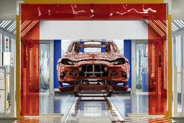 Aston Martin opent nieuwe productiesite in Wales